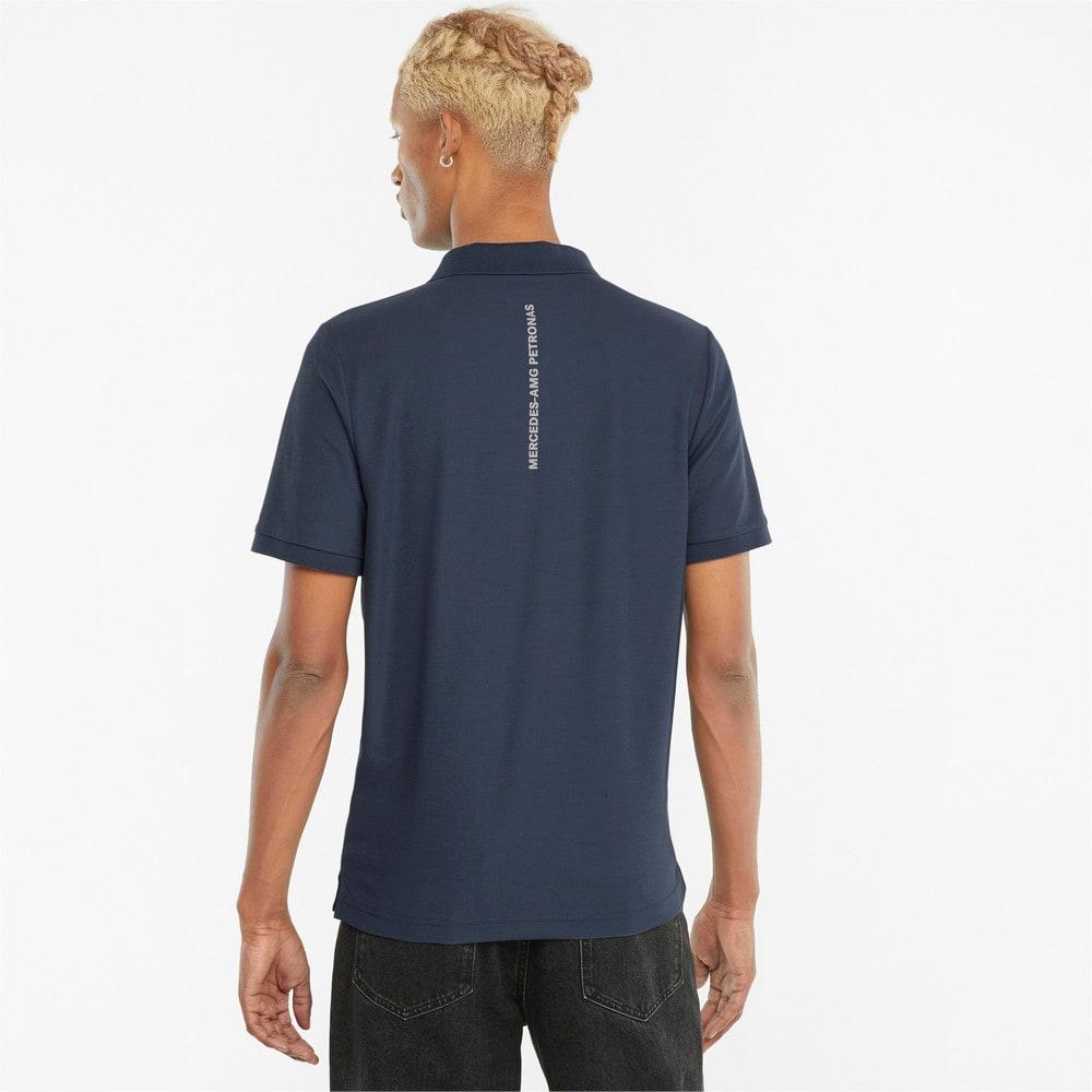 Изображение Puma Поло Mercedes F1 Men's Polo Shirt #2