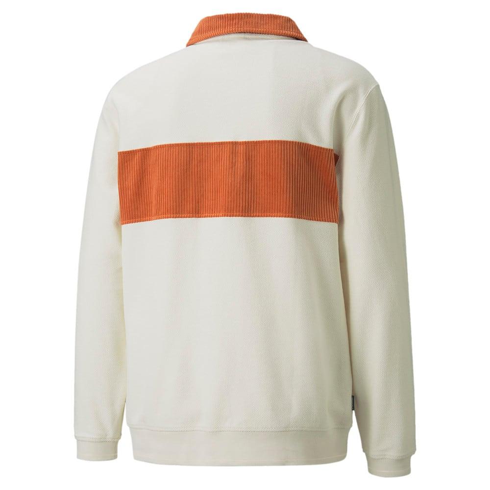 Зображення Puma Толстовка PUMA x BUTTER GOODS Quarter-Zip Sweater #2: whisper white