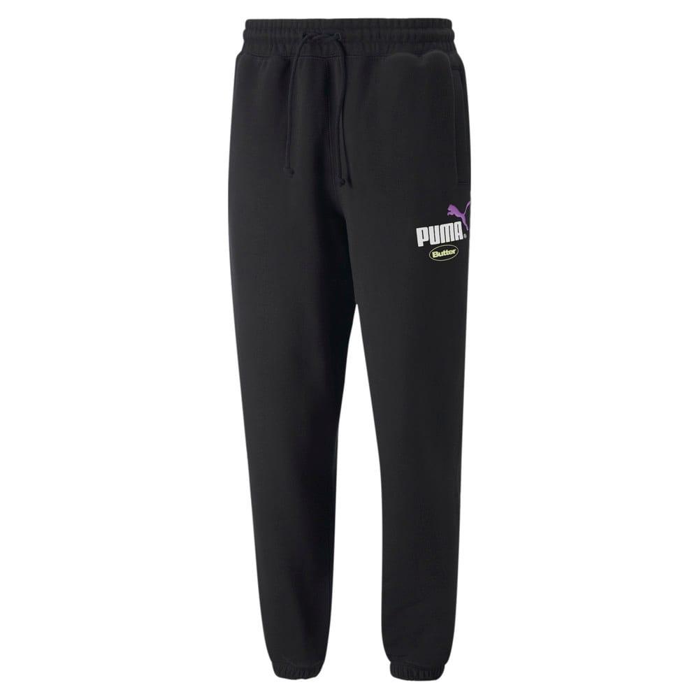 Зображення Puma Штани PUMA x BUTTER GOODS Sweatpants #1: Puma Black