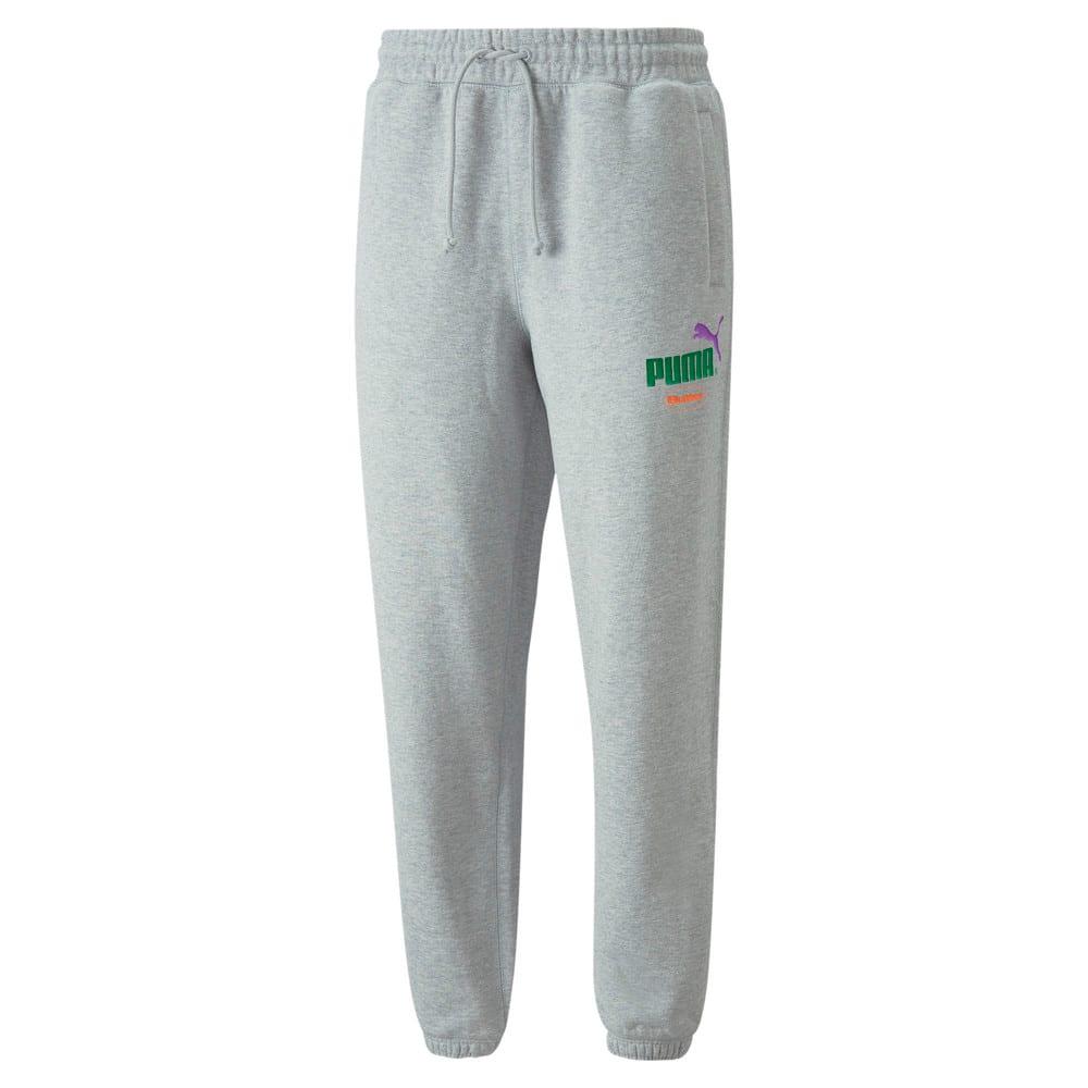 Изображение Puma Штаны PUMA x BUTTER GOODS Sweatpants #1: light gray heather