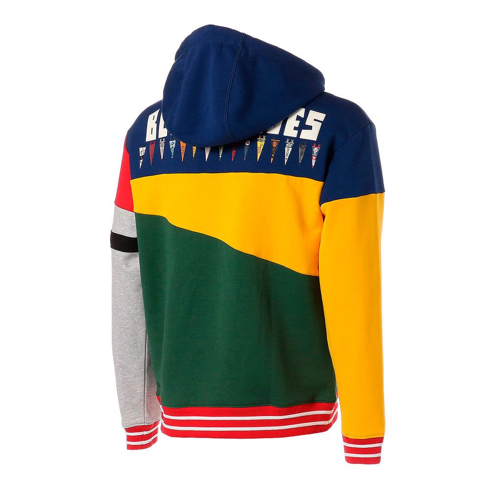 Görüntü Puma HOOPMEN Basketbol Erkek Kapüşonlu Sweatshirt #2