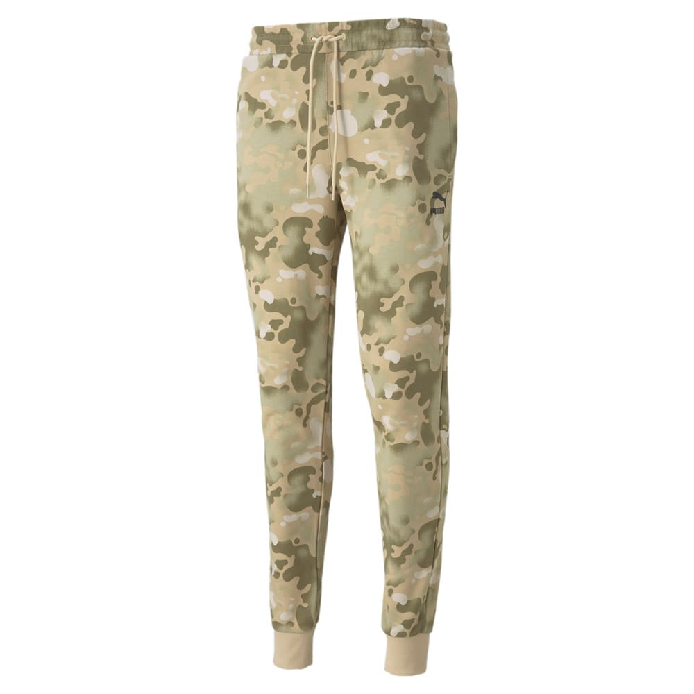 Image Puma CG Printed French Terry Men's Pants #1