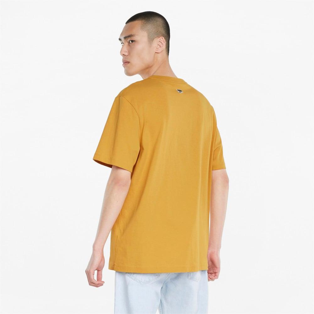 Зображення Puma Футболка Downtown Logo Men's Tee #2: Mineral Yellow