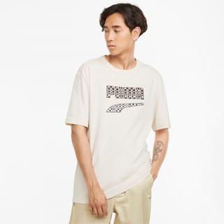 Зображення Puma Футболка Downtown Logo Men's Tee