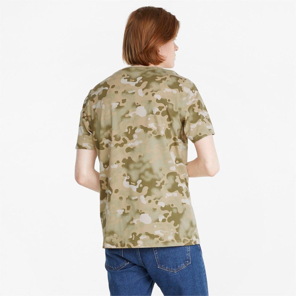 Görüntü Puma CLASSICS Grafik Baskılı Erkek T-shirt #2