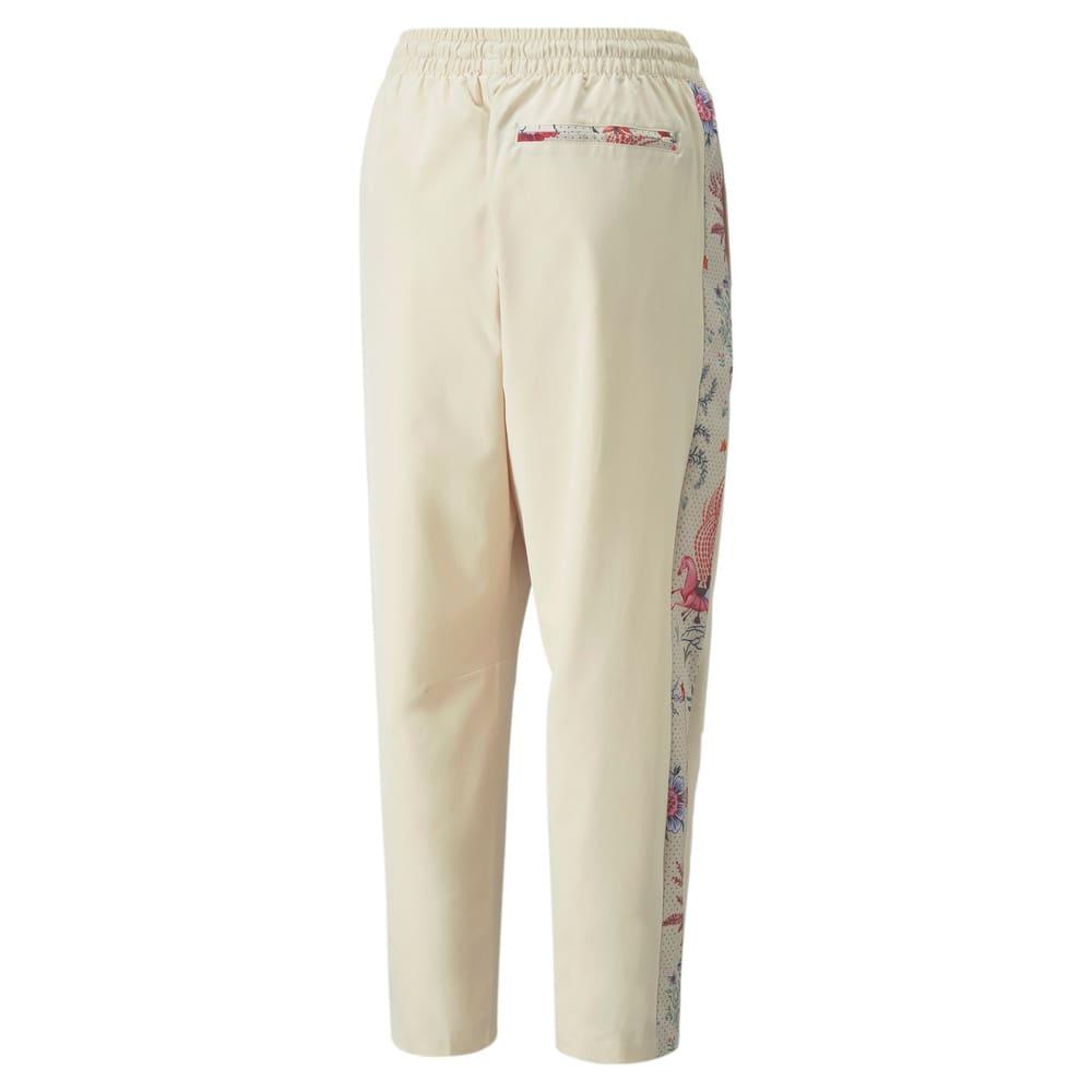 Изображение Puma Штаны PUMA x LIBERTY Printed Women's Track Pants #2: Birch