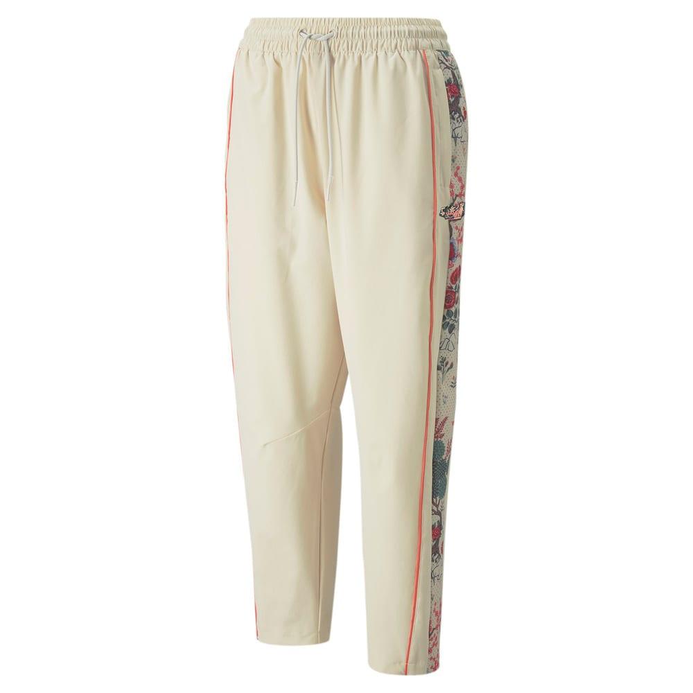 Изображение Puma Штаны PUMA x LIBERTY Printed Women's Track Pants #1: Birch