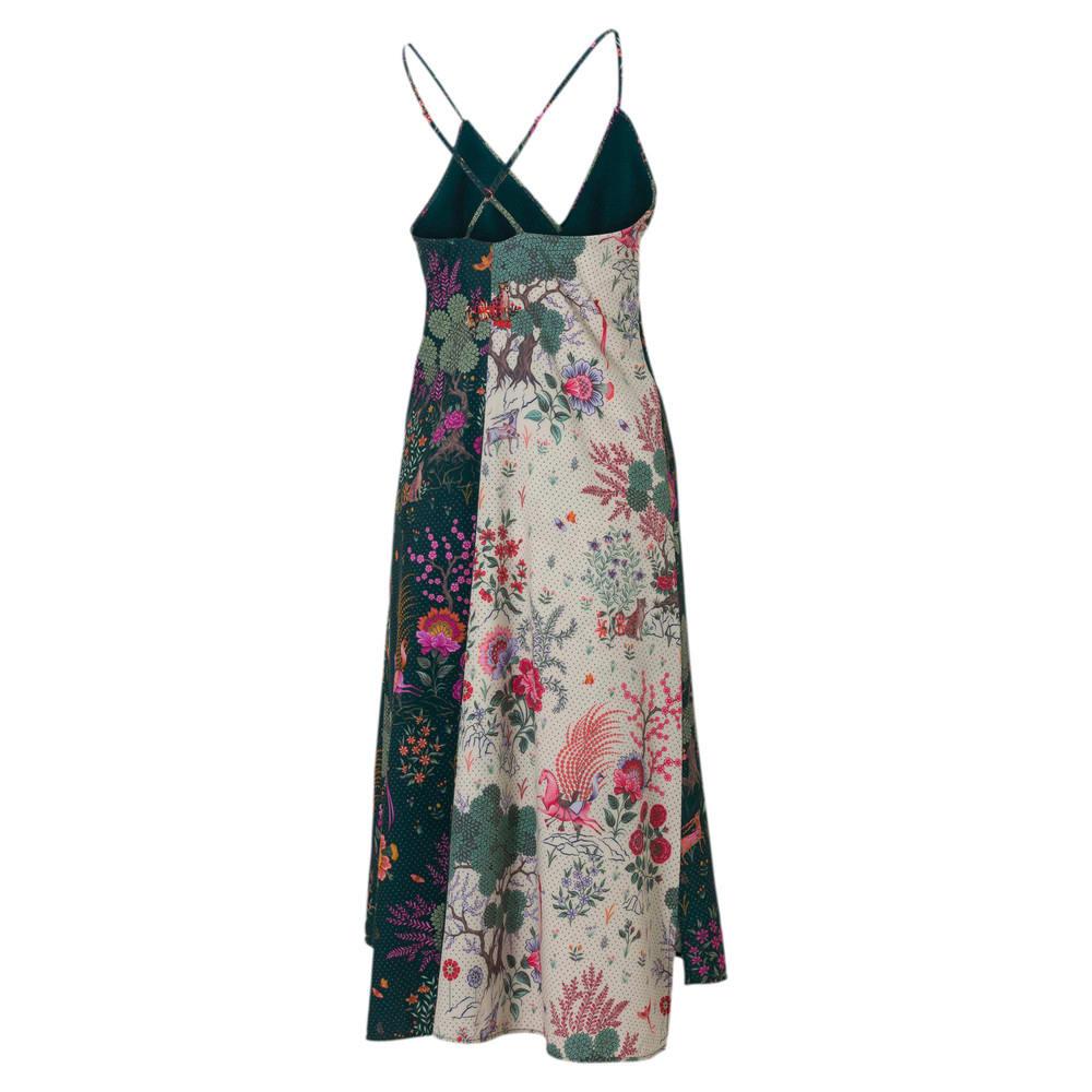 Изображение Puma Платье PUMA x LIBERTY Women's Dress #2: Green Gables-AOP