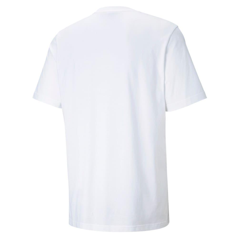 Изображение Puma Футболка Classics Pocket Men's Tee #2: Puma White