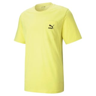 Зображення Puma Футболка Classics Pocket Men's Tee