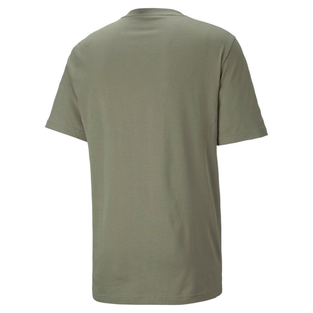 Зображення Puma Футболка Classics Pocket Men's Tee #2: Vetiver