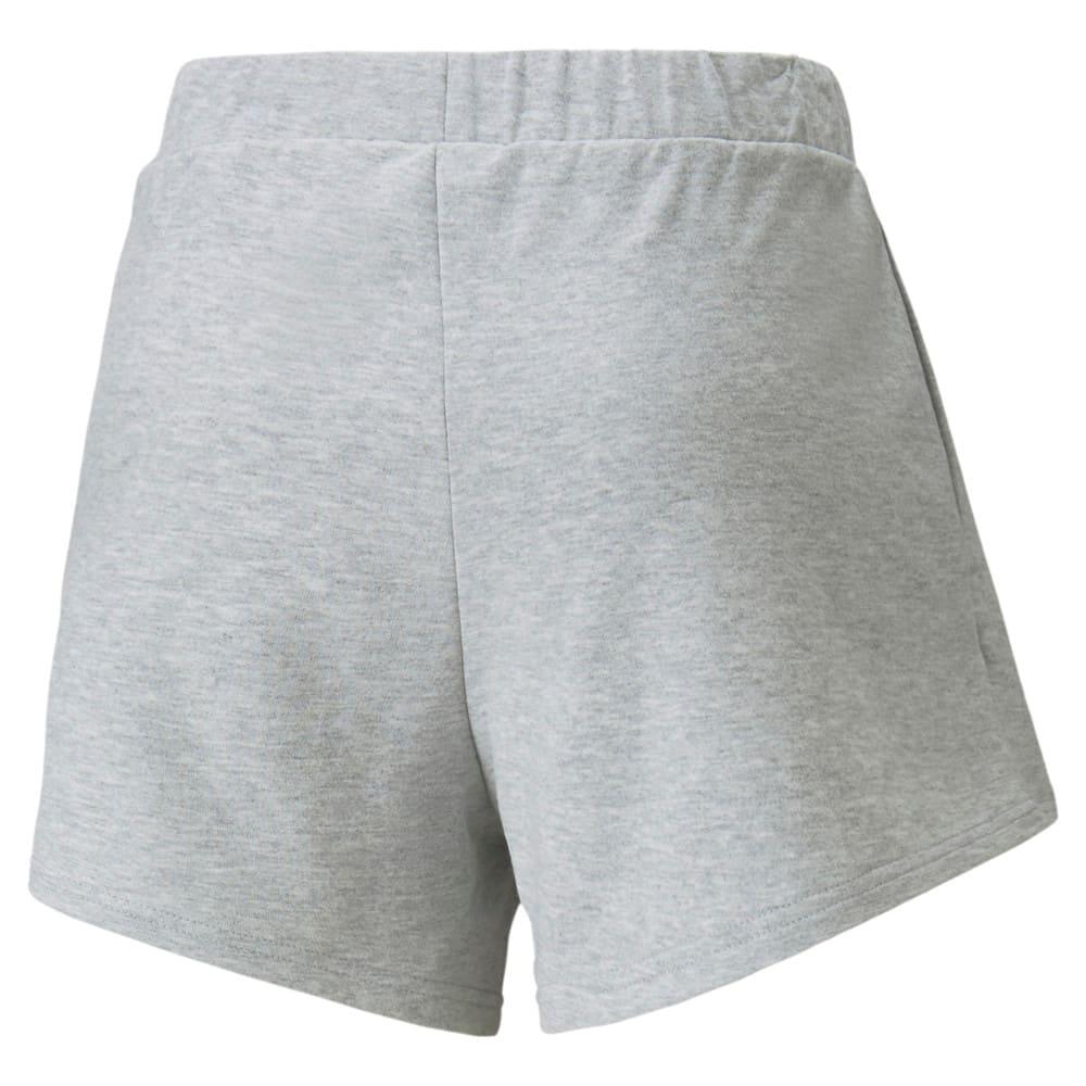 Imagen PUMA Shorts de cintura alta para mujer Classics #2