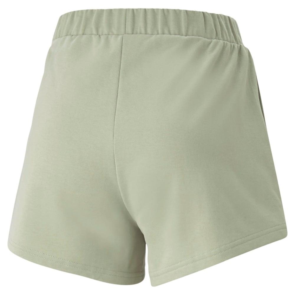 Изображение Puma Шорты Classics High Waist Women's Shorts #2: Desert Sage
