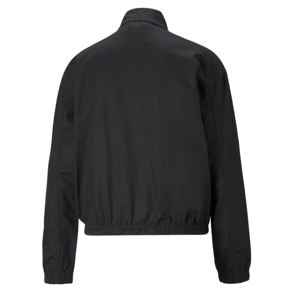 Зображення Puma Олімпійка Classics Lounge Women's Jacket #2: Puma Black
