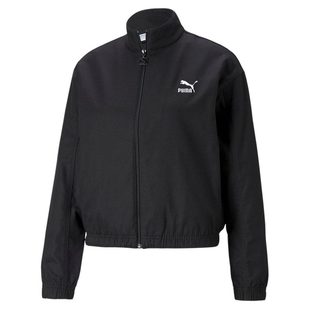 Изображение Puma Олимпийка Classics Lounge Women's Jacket #1