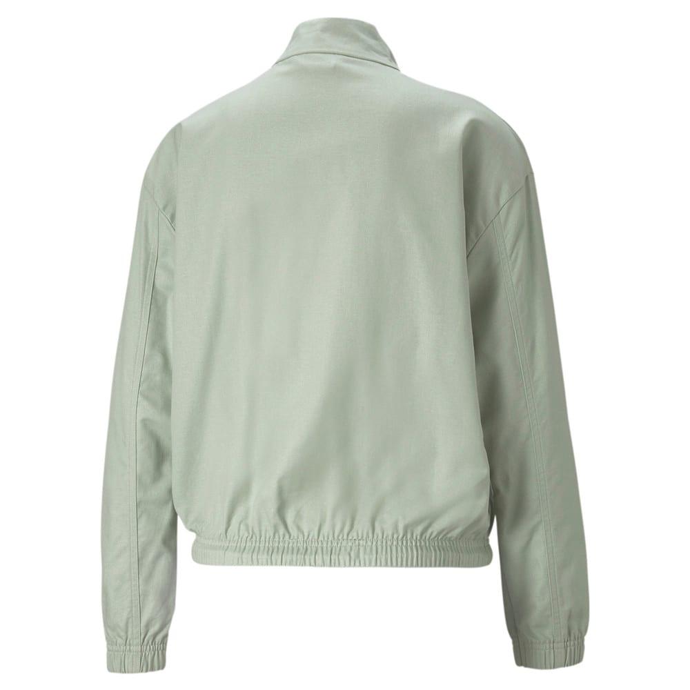 Зображення Puma Олімпійка Classics Lounge Women's Jacket #2: Desert Sage