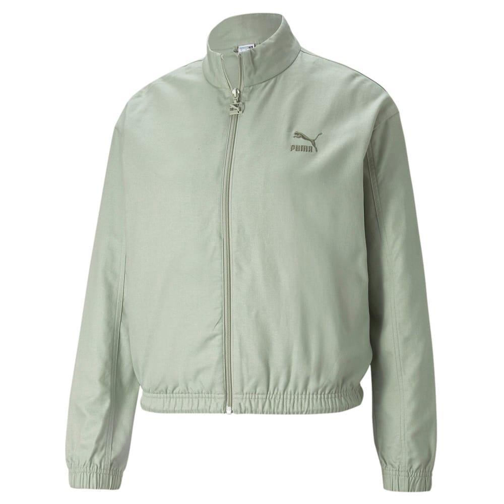 Зображення Puma Олімпійка Classics Lounge Women's Jacket #1: Desert Sage