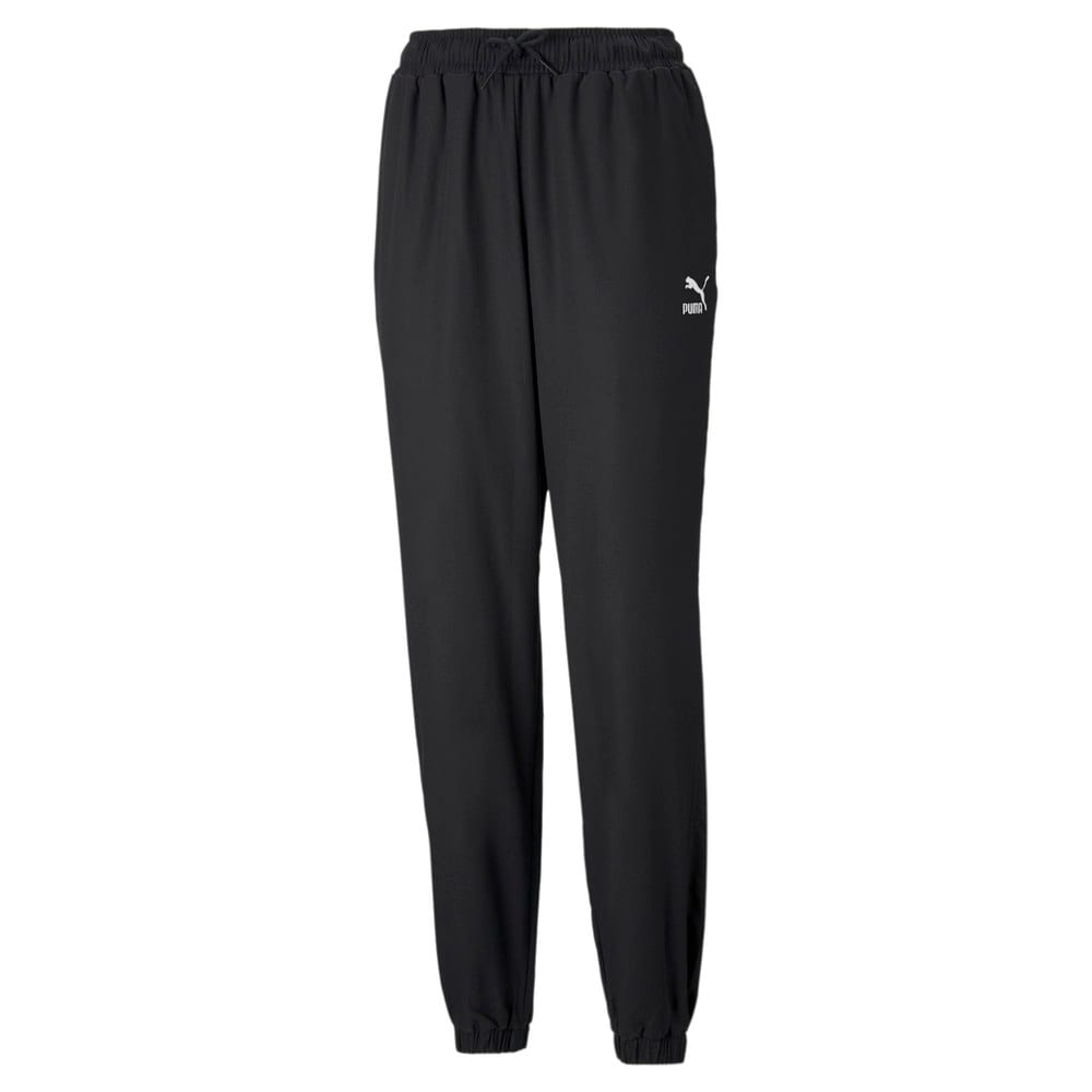 Зображення Puma Штани Classics Lounge Women's Pants #1: Puma Black
