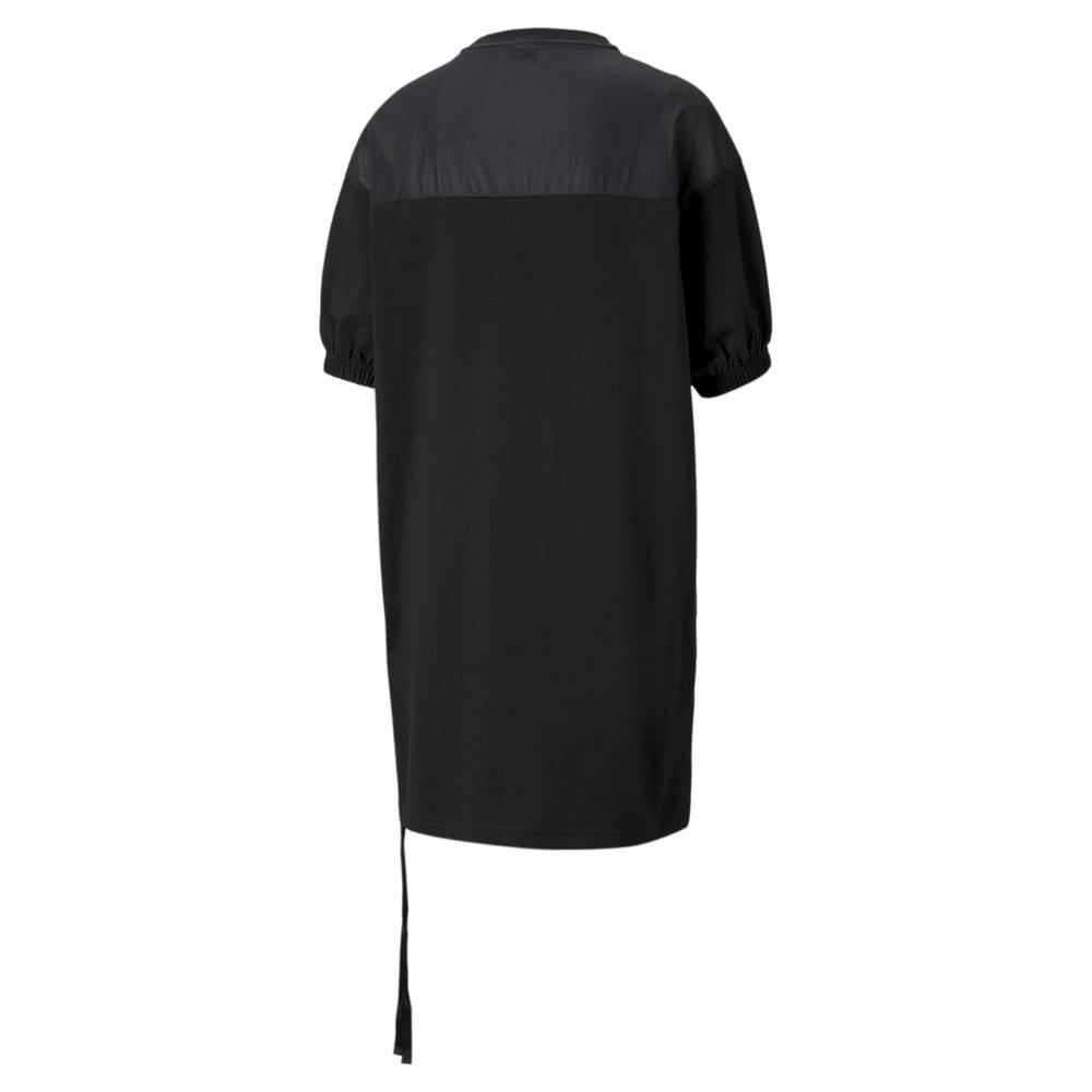 Изображение Puma Платье PBAE Women's Tee Dress #2: Puma Black