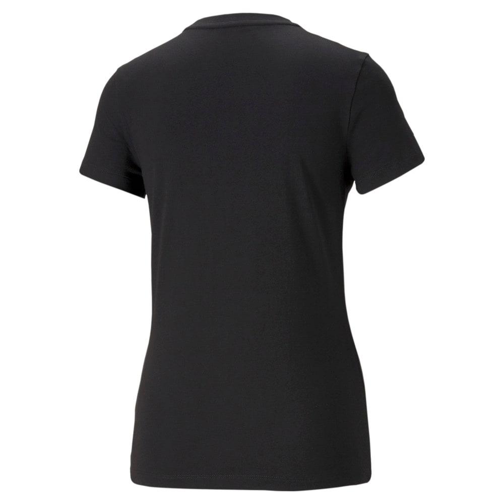 Изображение Puma Футболка Graphic Streetwear Women's Tee #2: Puma Black-Tiedye