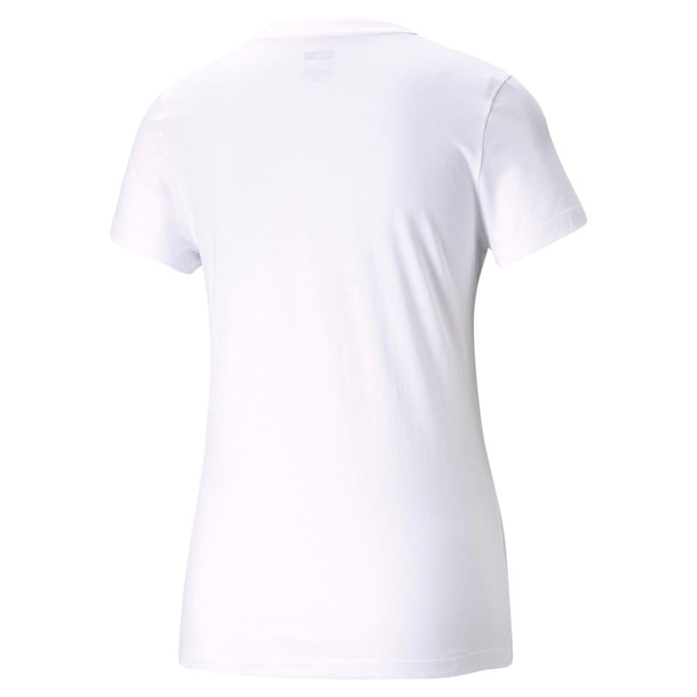Зображення Puma Футболка Graphic Streetwear Women's Tee #2: Puma White-Tiedye-Cat