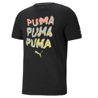 Зображення Puma Футболка Graphic Streetwear Men's Tee