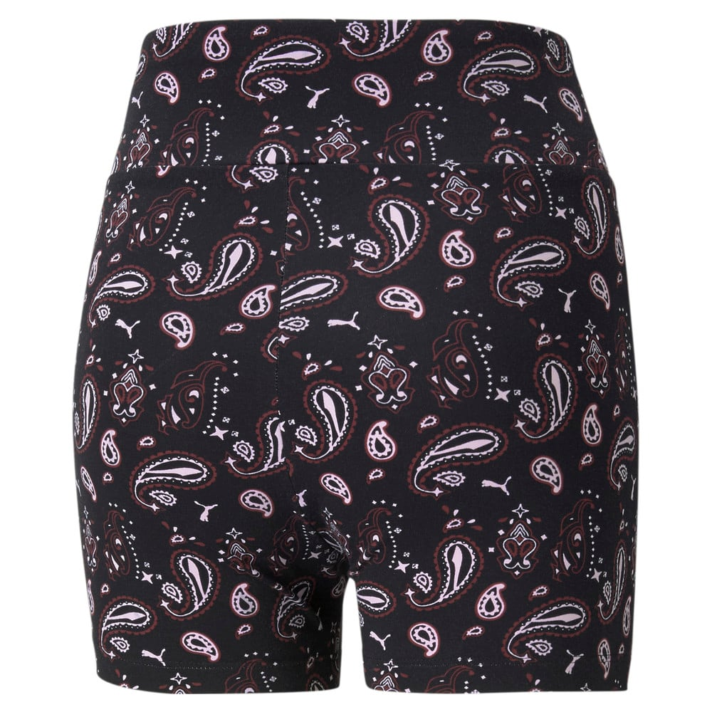 Imagen PUMA Leggings cortos para mujer PUMA Bae #2