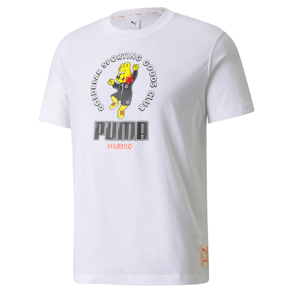 Изображение Puma Футболка PUMA x HARIBO Graphic Tee #1