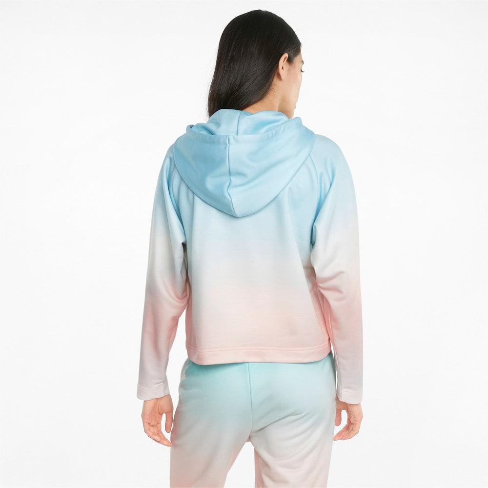 Görüntü Puma GLOAMING Baskılı Kadın Kapüşonlu Sweatshirt #2