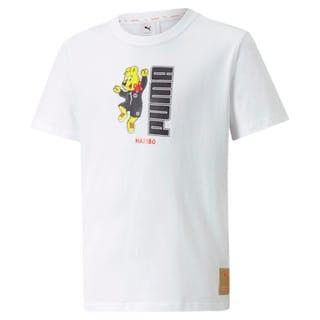 Изображение Puma Детская футболка PUMA x HARIBO Graphic Youth Tee