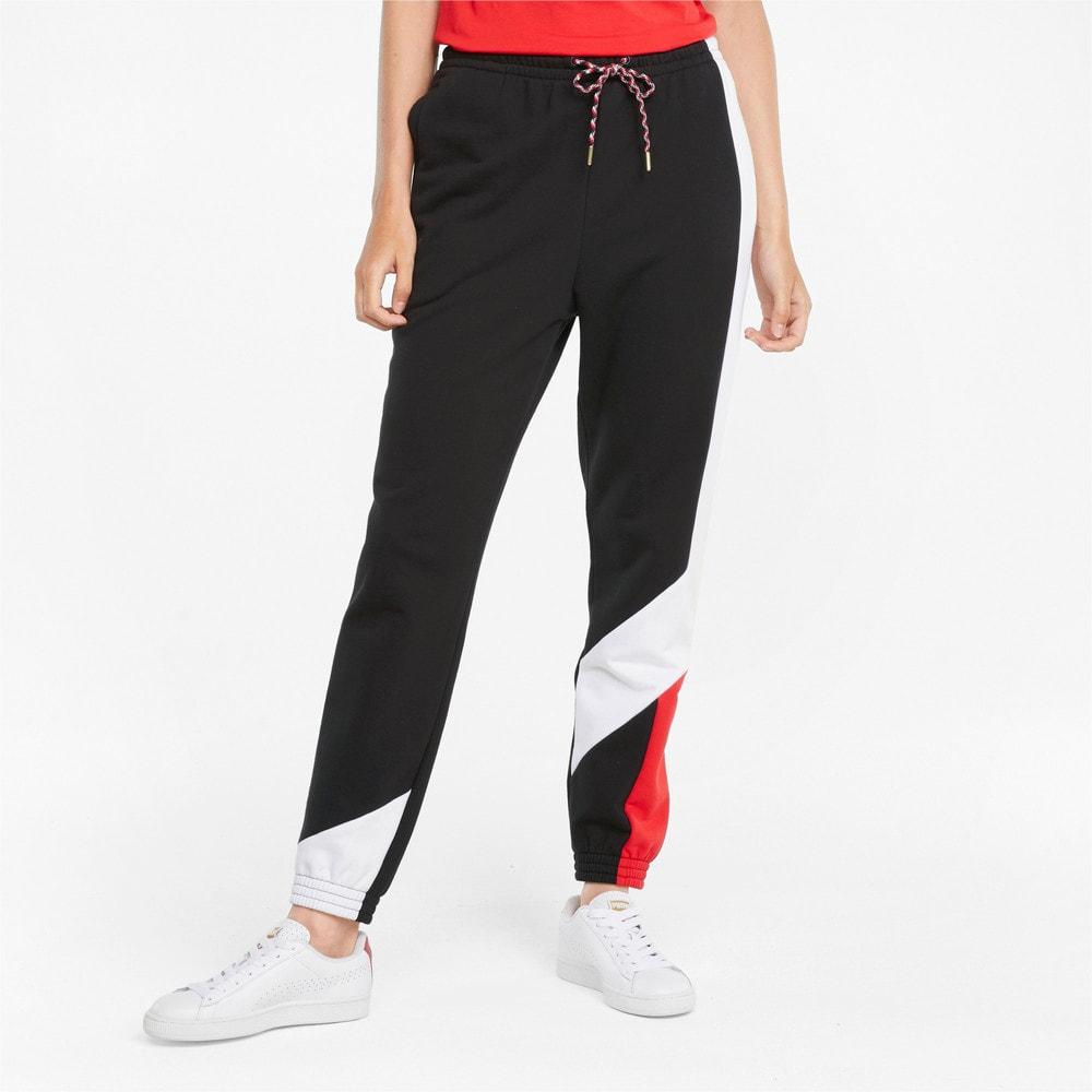 Изображение Puma Штаны AS Women's Track Pants #1: Puma Black