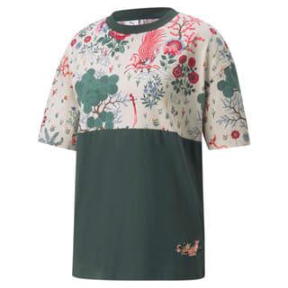 Image PUMA PUMA x LIBERTY Camiseta Printed Feminina