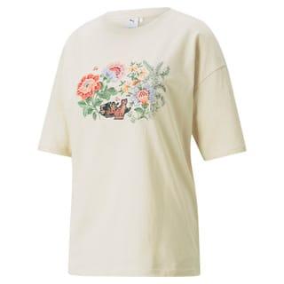 Image PUMA PUMA x LIBERTY Camiseta Graphic Feminina
