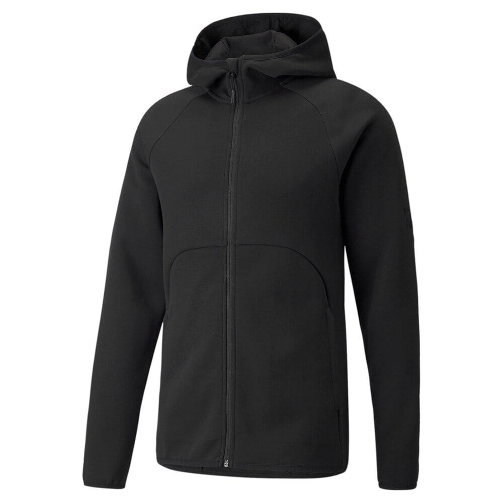 Зображення Puma Олімпійка Dime Men's Basketball Jacket #1: Puma Black-Puma Black