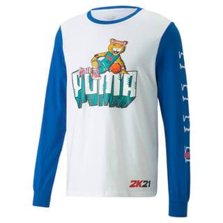 Зображення Puma Футболка з довгим рукавом 2K Long Sleeve Men's Basketball Tee