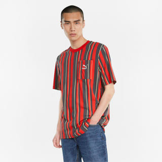 Image PUMA Camiseta GLITCH Printed Masculina