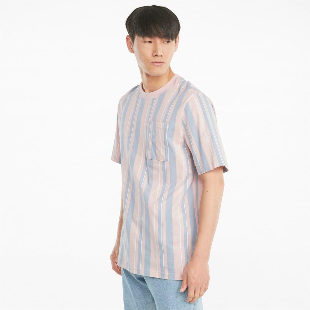 Image PUMA Camiseta GLITCH Printed Masculina #1