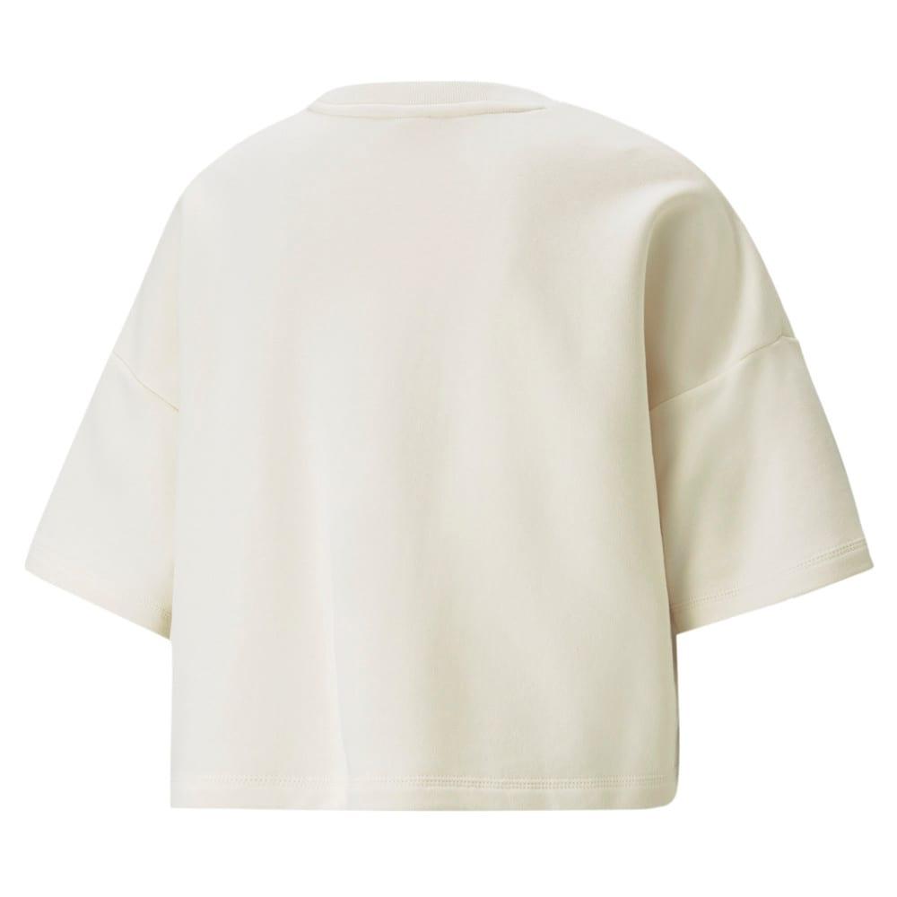Image PUMA Camiseta Crew Neck Floral Feminina #2
