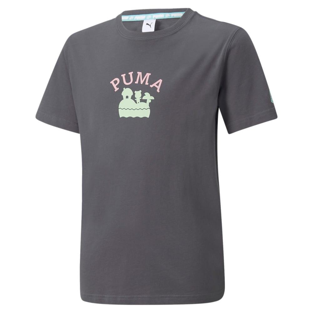 Image PUMA PUMA x ANIMAL CROSSING Camiseta Juvenil #1