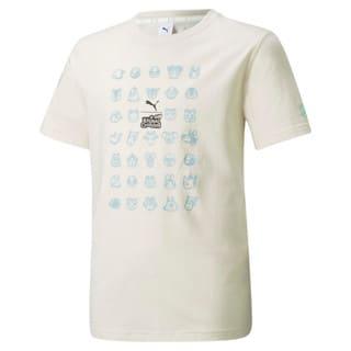 Image PUMA PUMA x ANIMAL CROSSING Camiseta Juvenil