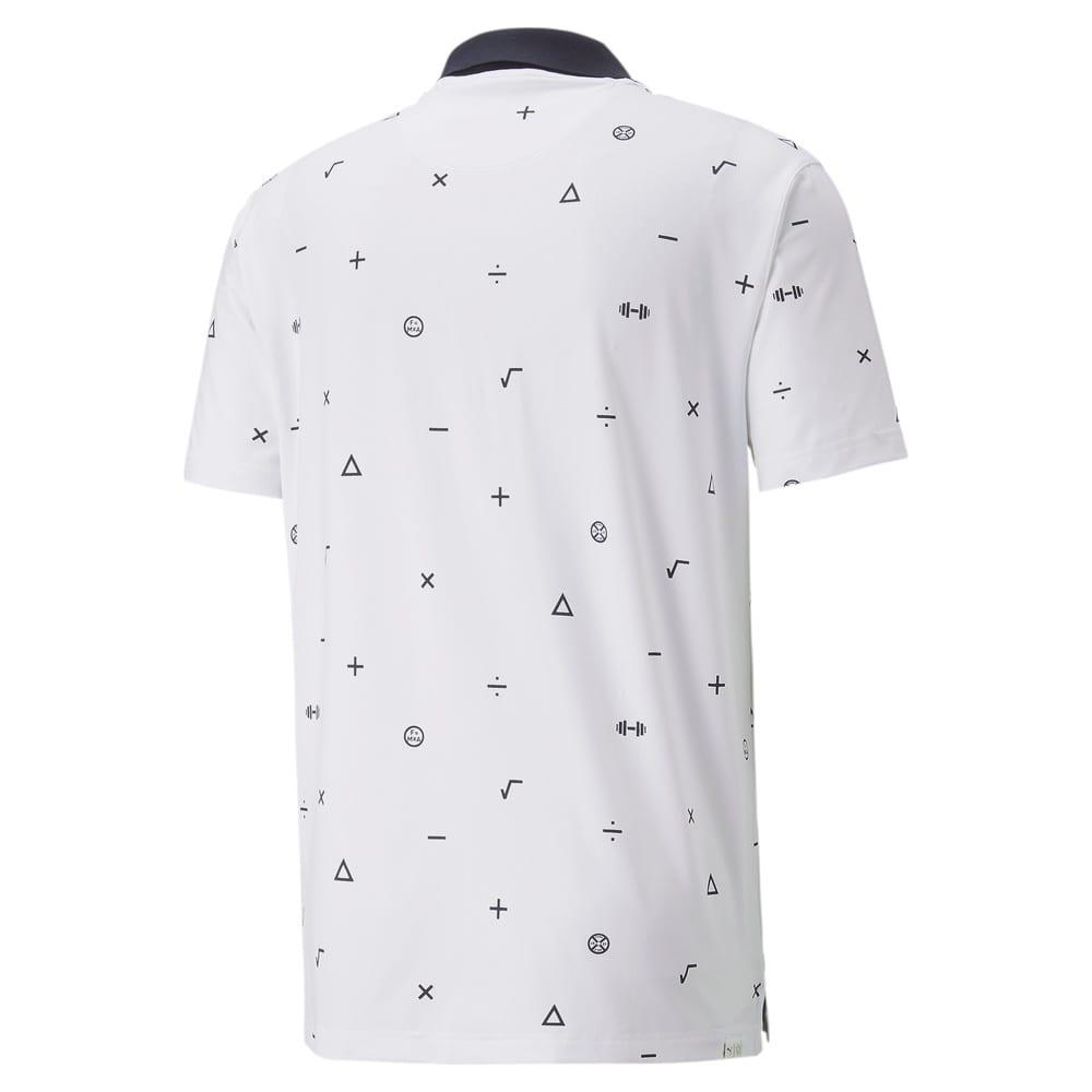 Image Puma MATTR Science Men's Golf Polo Shirt #2