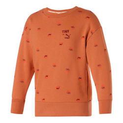 Дитяча толстовка PUMA x TINYCOTTONS Printed Crew Neck Kids' Sweatshirt