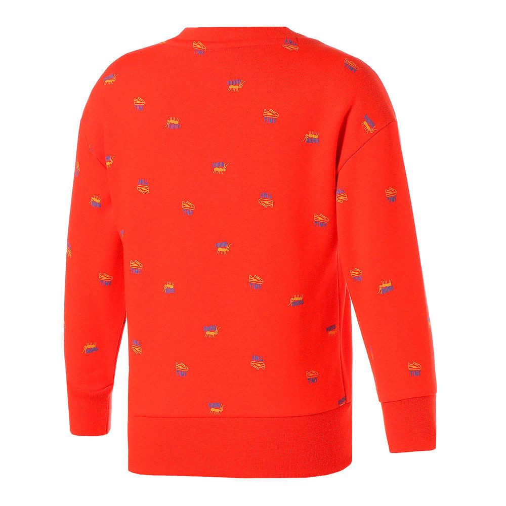 Изображение Puma Детская толстовка PUMA x TINYCOTTONS Printed Crew Neck Kids' Sweatshirt #2