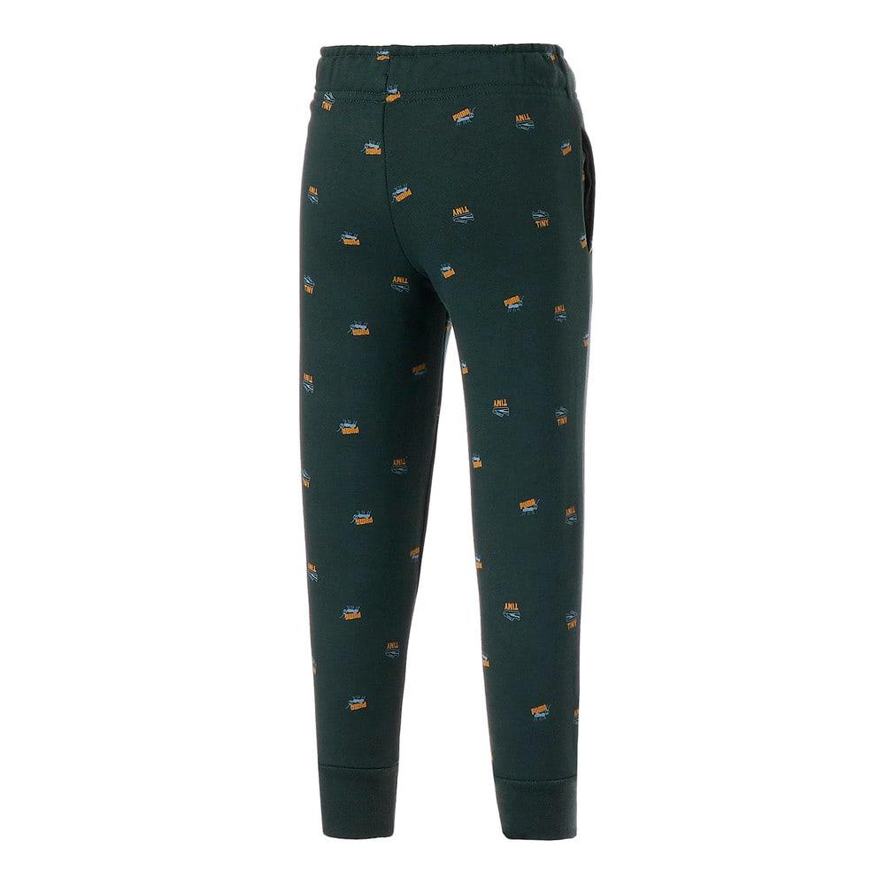 Изображение Puma Детские штаны PUMA x TINYCOTTONS Printed Kids' Sweatpants #2