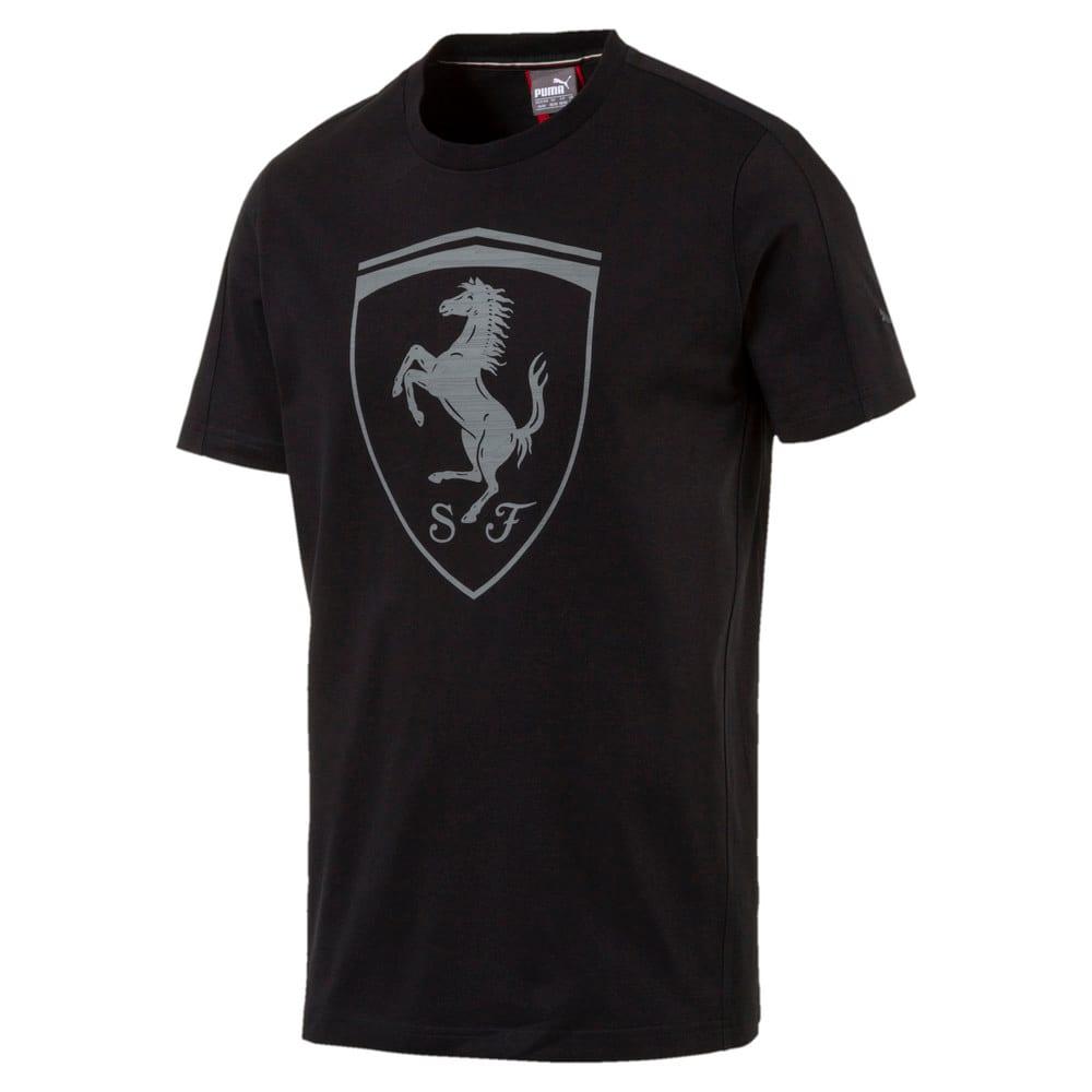 Imagen PUMA Polera Ferrari Shield para hombre #1