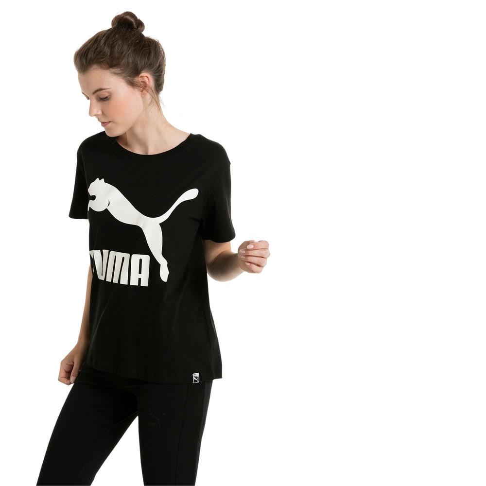 Görüntü Puma ARCHIVE Logo Kadın T-Shirt #2