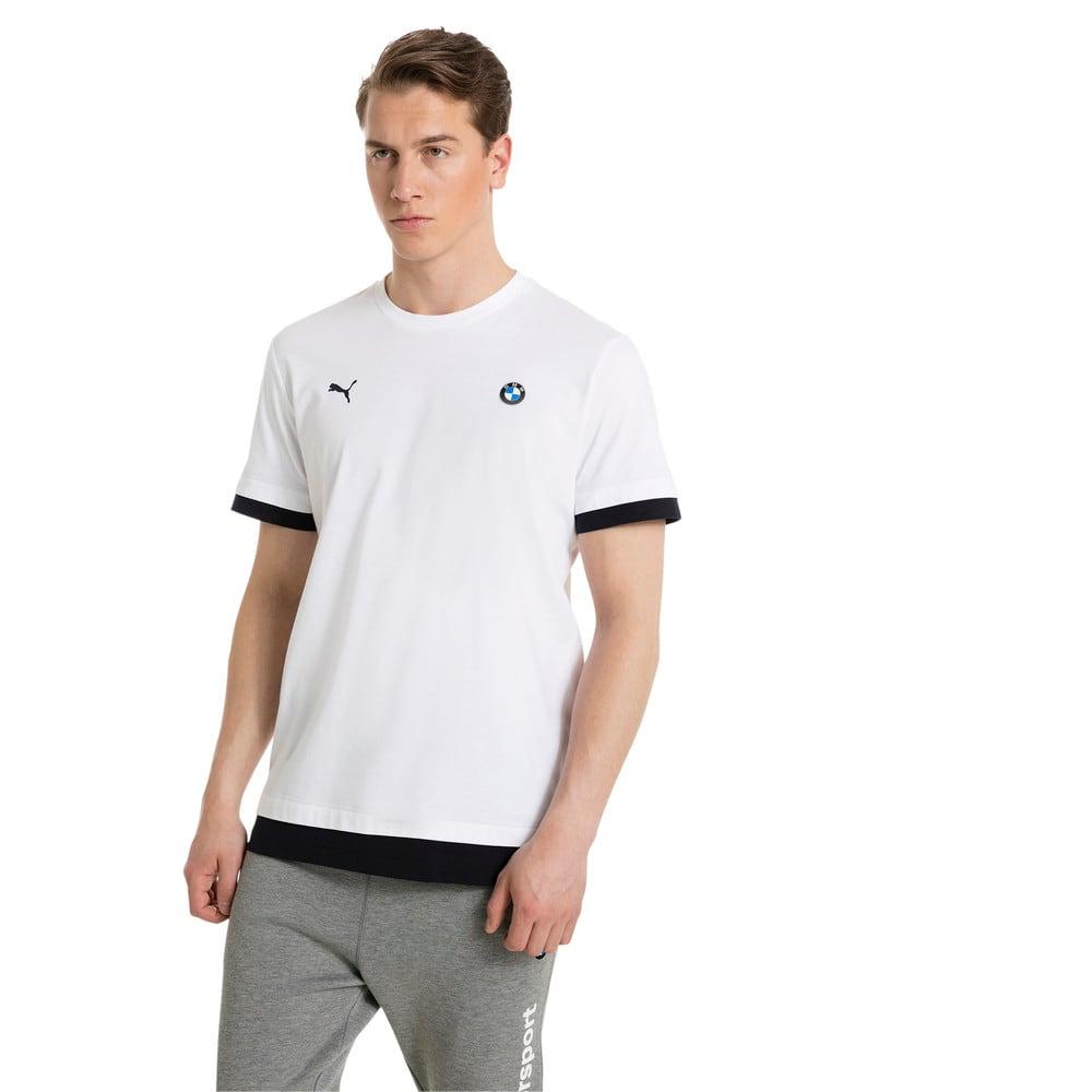 Görüntü Puma BMW Motorsport Erkek T-Shirt #2