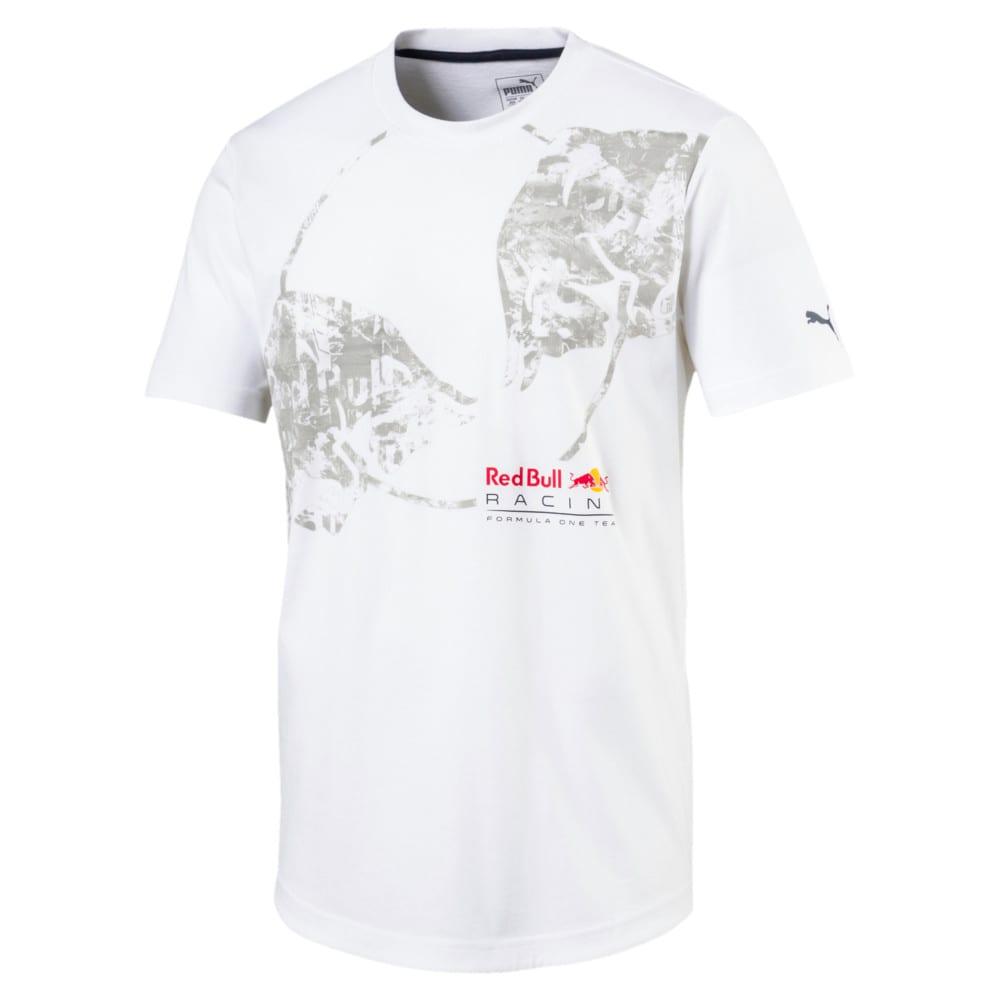 Görüntü Puma RED BULL RACING LIFESTYLE Baskılı Erkek T-shirt #1