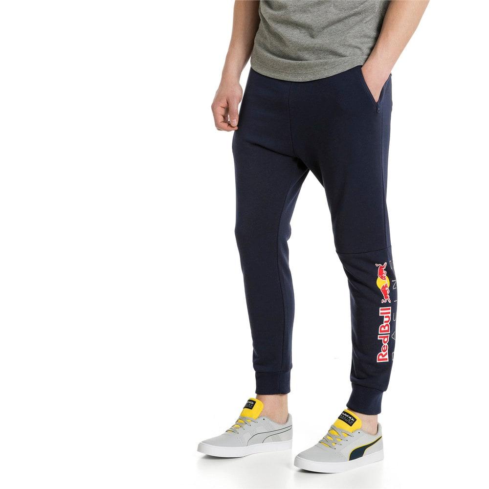 Imagen PUMA Pantalones deportivos para hombre Red Bull Racing Lifestyle #1