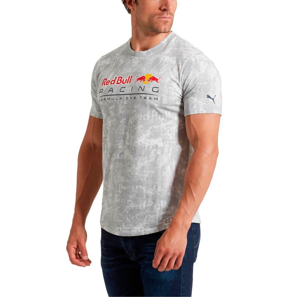 Görüntü Puma RED BULL RACING LIFESTYLE Desenli Erkek T-shirt #2